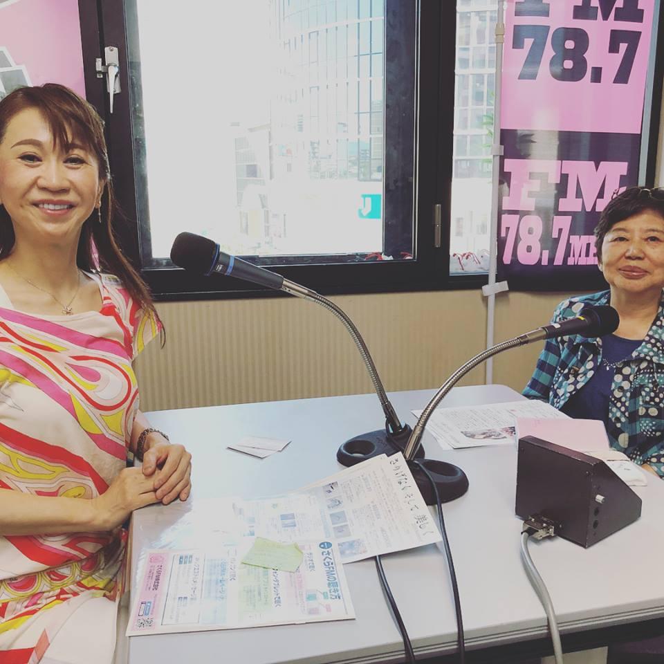 【SAKURA FM 出演】