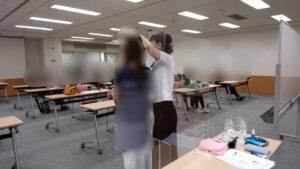 2021.8.1兵庫県学校厚生会主催メイクセミナー開催しました